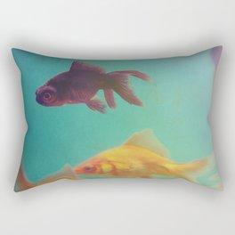 Three Fish More fish Rectangular Pillow