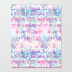 Amelie {Pattern 1A} Canvas Print