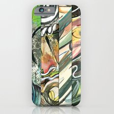 faded 1 iPhone 6s Slim Case