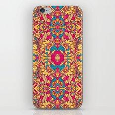 Eye Of The Beast Pattern iPhone & iPod Skin