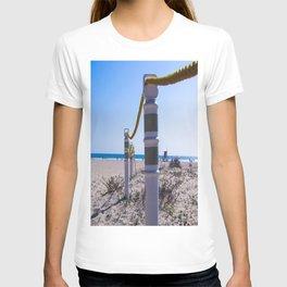 Caution Beach Ahead T-shirt