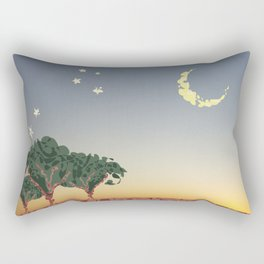 Under a southern sky Rectangular Pillow