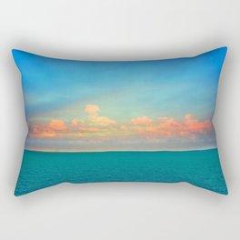 Endless Horizon Rectangular Pillow