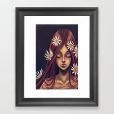 Somnia Framed Art Print
