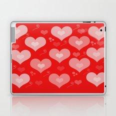 Heart Abstract Laptop & iPad Skin