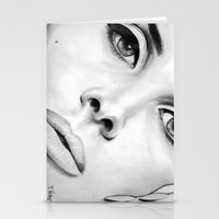 lana Stationery Cards featuring Lana by Tiffany Posey