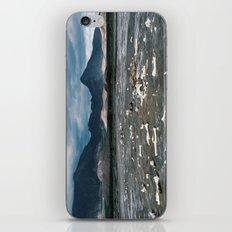 Bone Flats iPhone & iPod Skin