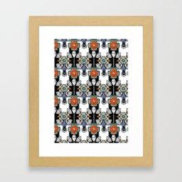 CraneDeco By Annalouis Framed Art Print