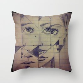 Lost? Throw Pillow