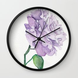 Frayed Around The Edges Wall Clock
