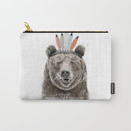 Festival bear Carry-All Pouch