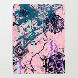 Abstract motif Poster