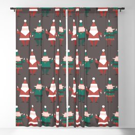 Toy Factory (Patterns Please) Blackout Curtain