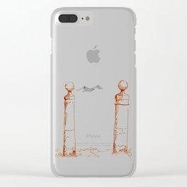 Lisboa Clear iPhone Case