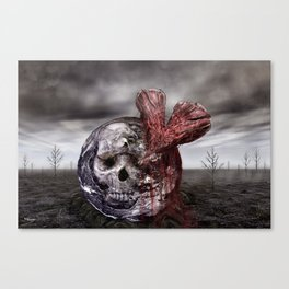 Save our World 8 Canvas Print
