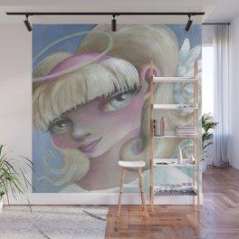 Z imagination Angel Eyes Wall Mural