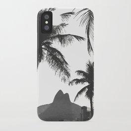 Posto 10 B&W iPhone Case