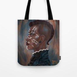 Dark Magic Woman Tote Bag