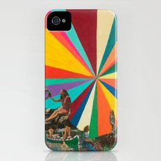 Summer Vacation iPhone (4, 4s) Slim Case