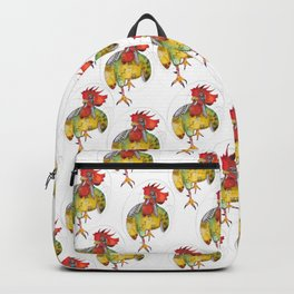 Rooster King Backpack