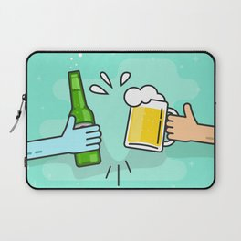 Beer understands! Laptop Sleeve