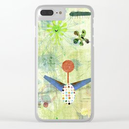 It takes all kinds Clear iPhone Case
