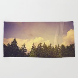 North Wilderness Beach Towel
