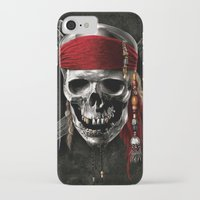 pirate iPhone & iPod Cases featuring PIRATE by Acus