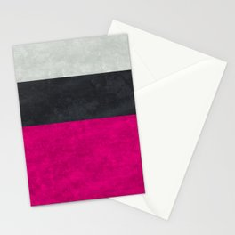 Colorblock 2 Stationery Cards
