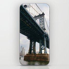 Manhattan Bridge iPhone Skin