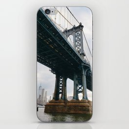 Manhattan Bridge iPhone Skin
