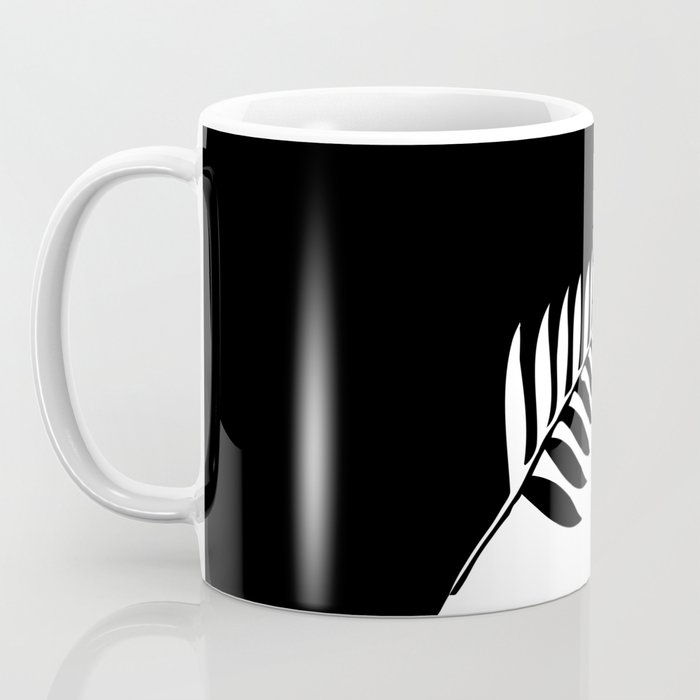 bad970437b4 Silver Fern of New Zealand Coffee Mug by homestead | Society6