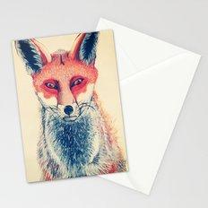 Mr Fawx Stationery Cards