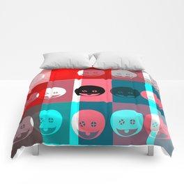 Freaky Fife Comforters