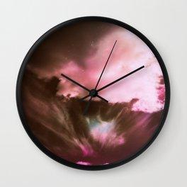 Spectacular Explosion Wall Clock