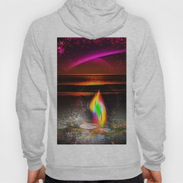 Our world is a magic - Sunset Hoody