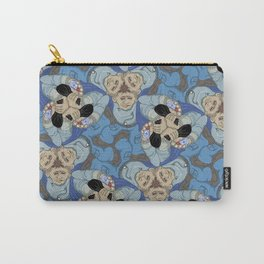 Jewel Thief tessellation Carry-All Pouch