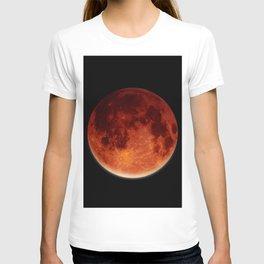 Super Blood Moon T-shirt