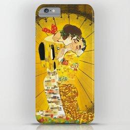 KLAINE KISS iPhone Case