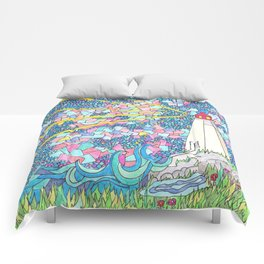 Peggy's Cove Comforters
