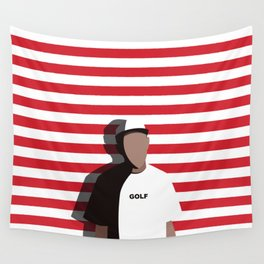 Tyler The Creator GOLF Wall Tapestry