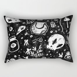 just witchy things Rectangular Pillow