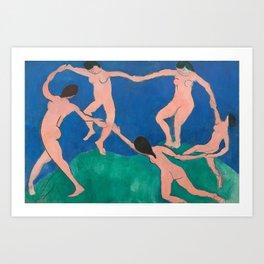 Dance (1) by Henri Matisse Art Print