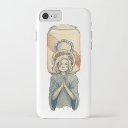 the holy trinity iPhone Case