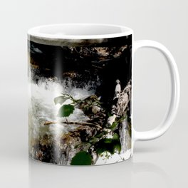 Cascades on Fall Creek in the Weminuche Wilderness, No. 1 of 2 Coffee Mug