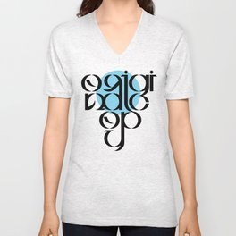 Original Copy Unisex V-Neck