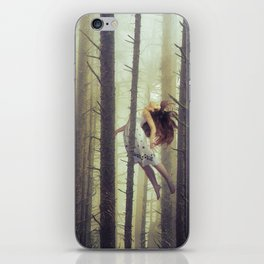 Let me go iPhone Skin