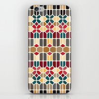 budapest iPhone & iPod Skins featuring Budapest Voronoi by Enrique Valles
