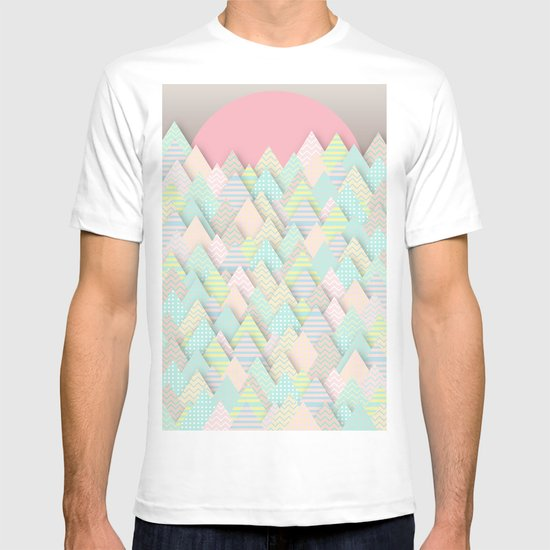 Forest Pastel T-shirt