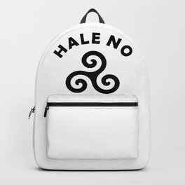 Hale No - Teen Wolf Backpack
